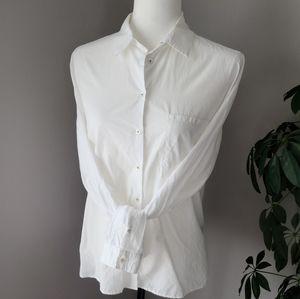 Massimo Dutti 100% cotton dress shirt